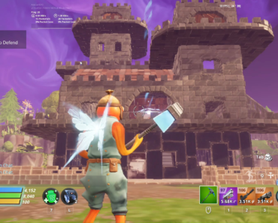 I had too much time and resources so i decided to rebuild the fort suggested in SSD 1 in stonewood. Inside was empty in the tutorial, so I build a bit there. Enjoy!