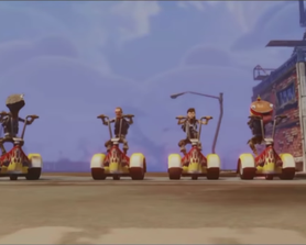 Imagine if we had the segways from 2011