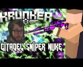 48 and 1 sniper nuke on Citadel (messed up double)