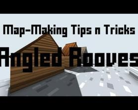 Krunker map making tips n tricks | ep6 | angled rooves