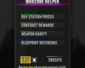 I made a Warzone App to browse Blueprints so that you can know which weapon is Assault Rifle KILO