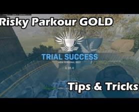 Parkour Gold - Tips and Tricks