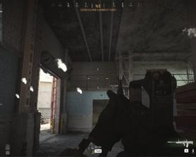 can see effects through walls on PC