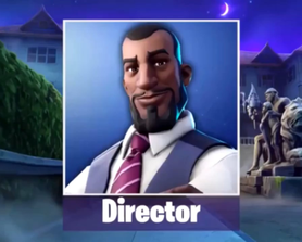 Director gets spooked