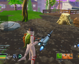 can we please get a fix for the rocket pickaxe's left thruster? it has been bothering me for a while.