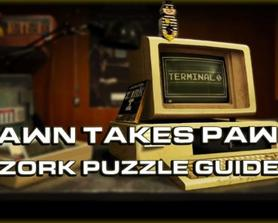 """Step by Step Zork Puzzle Guide - Unlock """"Iron Curtain"""" Epic Truck Skin"""