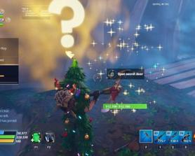 I had such trouble finding the secret door activator in the grotto! Epic needs to make it easier