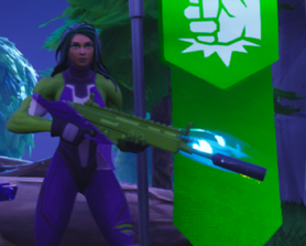 She-Hulk skin seems to have a small problem.