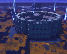 This is where my friends will 1v1... on STW (Roman Colosseum)