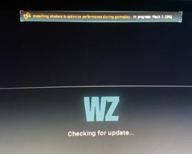Two problems 1. My wife's account is tied to my pc account and I don't know how to undo it when everything says it's linked to my main account. 2. The shaders pick is always installing! I can't play the game.
