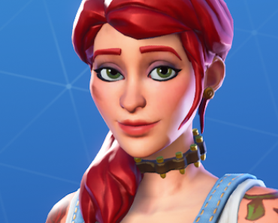 It looks like they fixed the seam on Cassie's neck.
