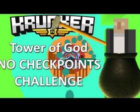 Tower of Gods No Checkpoints Challenge! (KR Giveaway in the Comments!)