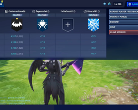 Played a fill match and ended up with fellow redditor u/Fayescarlet