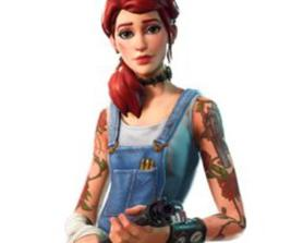 The community should have a policy to only trade with this Hero/skin.