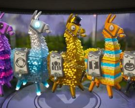 what llama looks the coolest