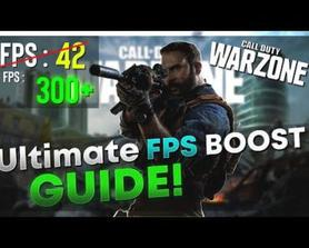 Made a quick guide to help people who are having FPS issues in Warzone :)