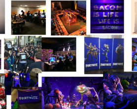 Previously unseen relics of Fortnite history [2011-2015].....Fortnitemares 2016 artwork, artists at work designing the Love Storm Husks, Fortnite PAX events, and Playtests, even a Fortnite promotional car. Annnddd YES these took a whole ton of digging to find...