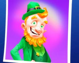 Still waiting for Leprechaun to come back in the shop.