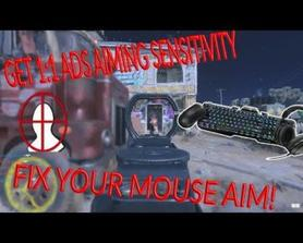 If you have problems getting 1:1 mouse ads sensitivity on black ops cold war, this might be some help to you. Here I go over what the problem is with mouse ads sensitivity and how to fix it to make it 1:1 or more in line to how you may have your sensitivity in MW/WZ. I hope this can help anyone out!