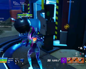 Deliver the bomb: Serious bug that can prevent completion. I have located the rift, but that objective sometimes does not complete, which prevents activation of transporting the bomb although the track is connected from A to B.
