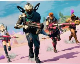 Fortnite can now run at 120FPS on PS5 and Xbox Series X/S