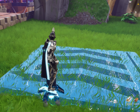 """Hoverboard QOL: While riding the hoverboard, pressing """"reload"""" places a boost pad beneath the player in the direction closest to where they're facing (if able and if in inventory)."""