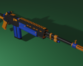 Ah yes, another skin from RageDayz. And this one is another gun most people don't use. (Please leave any feedback!)
