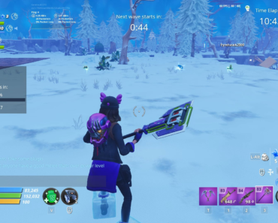 [PSA] [Emotes] Remember that the slippery effect you get in Frost Turf lets you move around as you emote, even with non-traversal emotes.