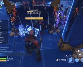 So tonight I learned that with the proper base builds timed with correct banner placement, you can stall kill rounds on frostnite 128 long enough to farm the entire map and build the defense (we've been on round 3 for like 45 min now farming and building) ~ I've never seen a 22k health wall!