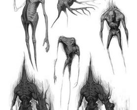 Were the Mist Monster concepts real?