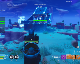 Little ATLAS build I made for the Canny vbuck mission today