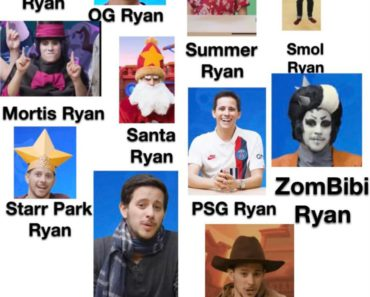 Choose wisely as this will be your Final Ryan choice
