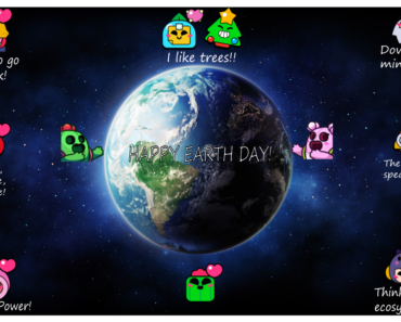 Happy Earth Day to every brawler out there! <3