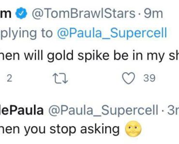 Paula already bringing the sass!