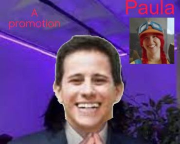 Sorry for the bad quality:( . but, Paula is POG.