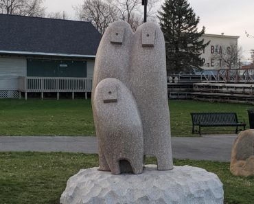 Statue in my town... Forever ruined