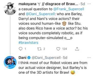 Fun Fact: Barley Is Voiced By one of the Game's Own 3D-Artists!
