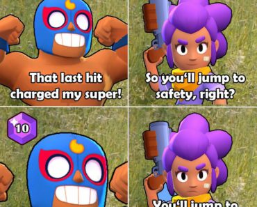 Hits lead to Super. Super leads to jumping. Jumping leads to angry smileys.