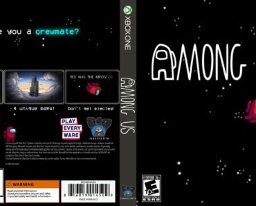 i made among us xbox one cover
