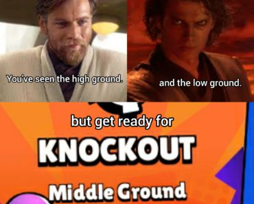 middle ground is the mortis trying to steal the cubes after the fight