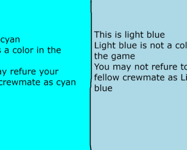 Know your colors