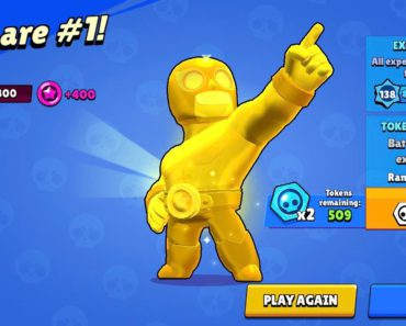 Managed to get one of the most complex brawlers to Rank 25. Professional Primo guide coming soon.