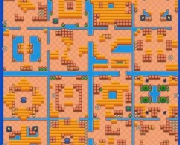 A map with 12 maps