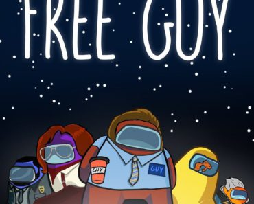 New Free Guy Poster seems sus