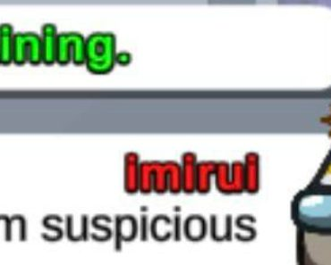 my favorite thing about quickchat: I am suspicious
