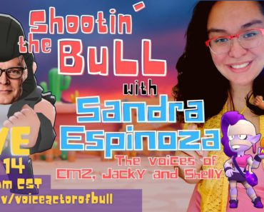 Bull will interview Jacky, EMZ and Shelly! Put your questions below and she'll answer them LIVE!