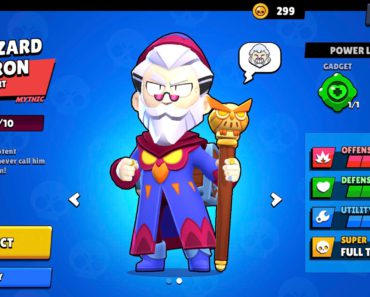 Rank 1 Maxed Wizard Byron :D, gonna try and get #1 Byron on my local leaderboard